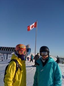 Canada here were are