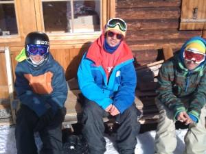 Jan, me and Luka
