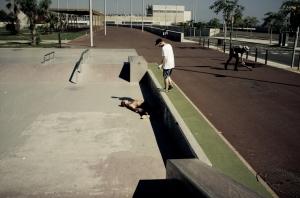 Skateboarding hurts