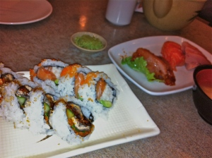 some more sushi